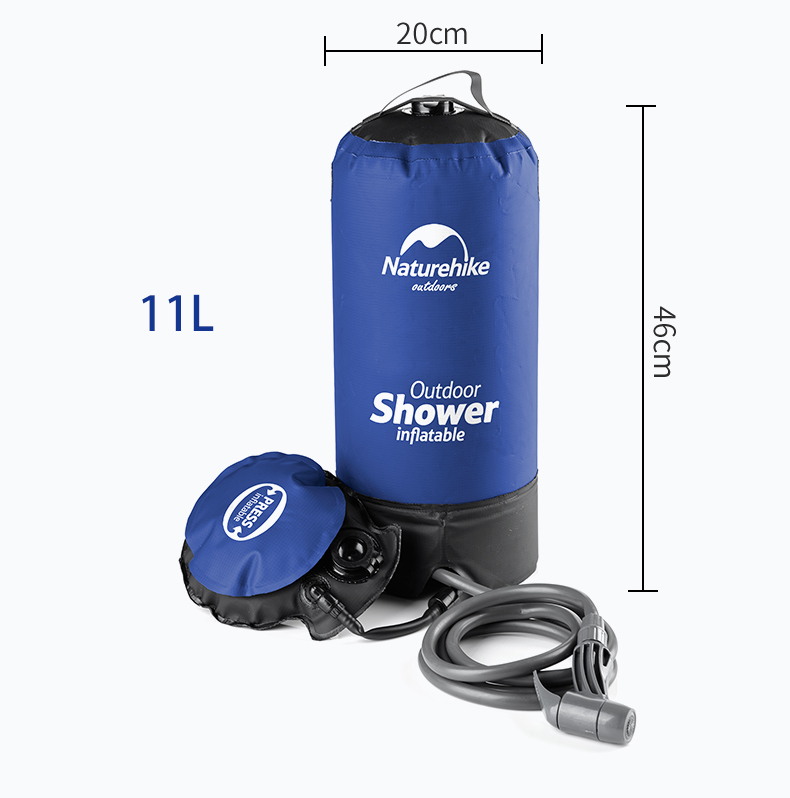 Naturehike Outdoor Camping Hiking Shower bag