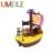 UMEILE Pirata Barco Buque de Guerra Modelo de Ensamblaje de Juguetes de Bloques de Construcción de Ladrillo Establece Compatible Con Legoe Duplo Niños niños Juguetes Para el Baño