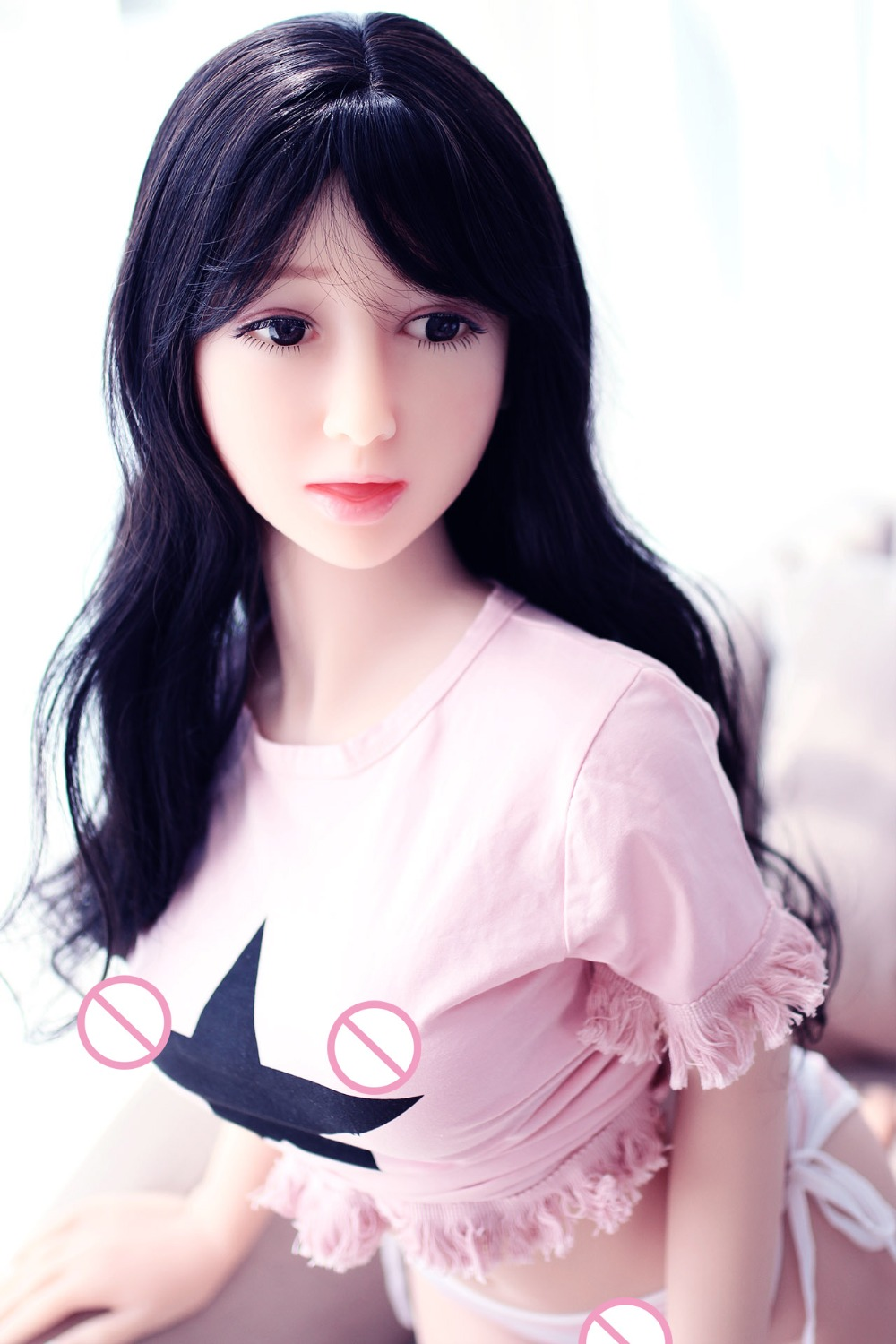 Real sex doll 140cm lifelike real silicone sex dolls with metal skeleton oral/vagina/anal for men life size love doll cosdoll 148cm nana lifelike real sex doll full size silicone with skeleton love doll oral vagina pussy anal adul dolls for men