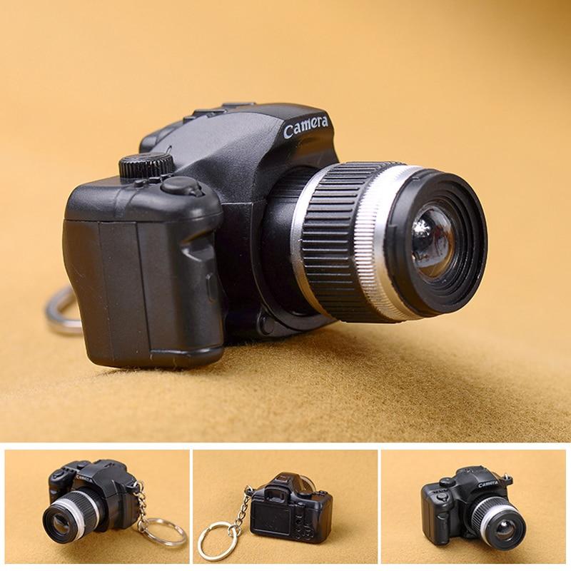 Светодиодная камера мигающая игрушка для детей цифровой брелок с камерой светящийся звук вспышка светильник Подвеска сумка Аксессуары Детская игрушка