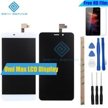 Für UMI MAX Original LCD Display und Touch Screen + Tools Digitizer Assembly Ersatz 1920X1080 P 5,5 zoll für UMI MAX auf lager