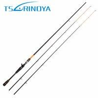 Tsurinoya Baitcasting Fishing Rod 2Section 2 1m 2 4m 2 Tips Power M And ML Carbon