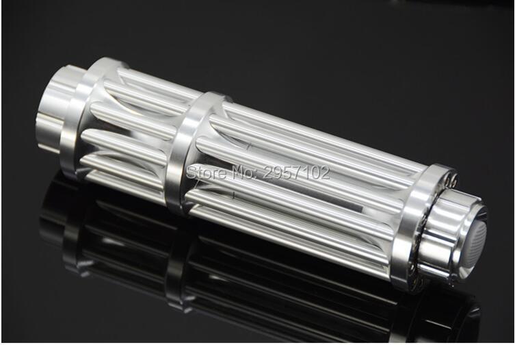 Haute Puissance Brûlant 50000 m 50 w 650nm ROUGE Laser Stylo de Feu Lazer Faisceau Haute Puissance Se Concentrer Match de Brûlure cigarettes allumées + 5 Caps