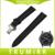 22mm pulseira de couro genuíno cinta fivela borboleta para samsung gear s3 clássico fronteira smart watch band pulseira marrom preto