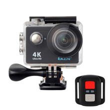 2017 Оригинал ЭКЕН H9R Камера Action Sports 4 К Ultra HD 2.4 Г Дистанционного Wi-Fi 170 Градусов Широкий Угол