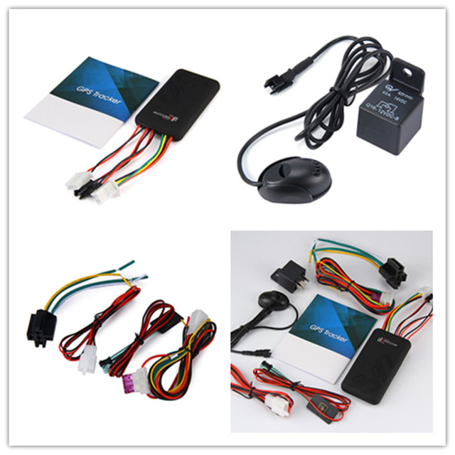 Melhor preço Em Tempo Real GSM GPRS GPS tracker GT06 Para carro motocicleta Veículo sistema anti-roubo de Carro rastreador GPs livre grátis