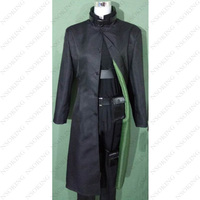 Anime Darker Than Black Hei Cosplay Uniform Outfit Halloween Costumes Adult Customized