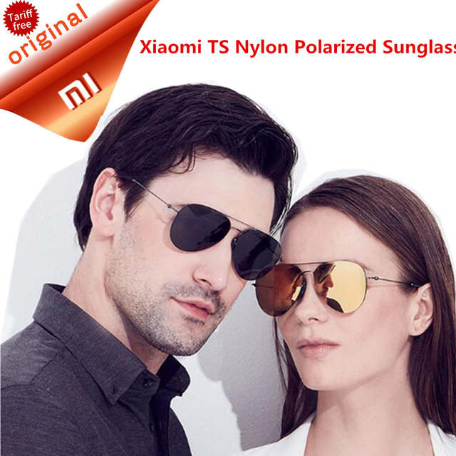 aba6158c43 placeholder Original Xiaomi Mi Smart Sunglasses TS Nylon Polarized  Stainless Sun Mirror Lenses 100% UV-