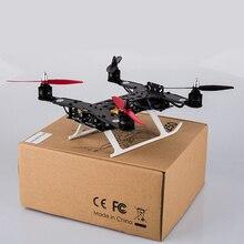 RCTIMER INDY250 PLUS FPV Kit de Carreras de Fibra de Carbono Quadcopter PNF Indy250-Plus