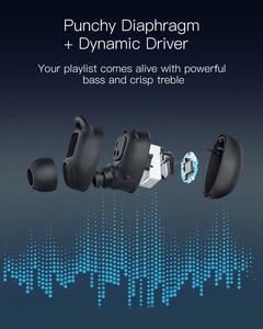 Image 3 - BlitzWolf Earphone brother AIRAUX Mini True Wireless bluetooth Earphone Hi Fi Stereo Waterproof Headset Charging Case In Stock