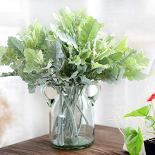 Artificial Silver Chrysanthemum Flowers Fake Flowers for Wedding Party Supplies Decor Home Garden Decoration Arcitifial Plants цена и фото