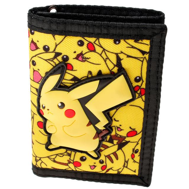 Pokemon Pikachu Cartera Temática