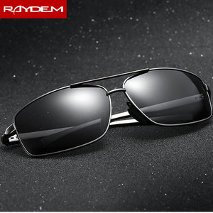 Image 5 - Polarized Mens Vintage Sunglasses Aluminum Sun Glasses Goggle Eyewear Accessories For Men