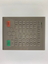 KS-4MB911A button operation panel keypad EDIT digital keyboard for MITSUBISHI CNC M64 M520 system, FAST SHIPPING