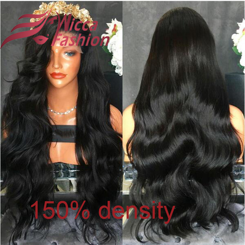 Special Discount! 7A Grade Glueless Full Lace Human Hair Wigs Brazilian Virgin Hair Wigs Wet Wavy Lace Front Wigs U Part Wig