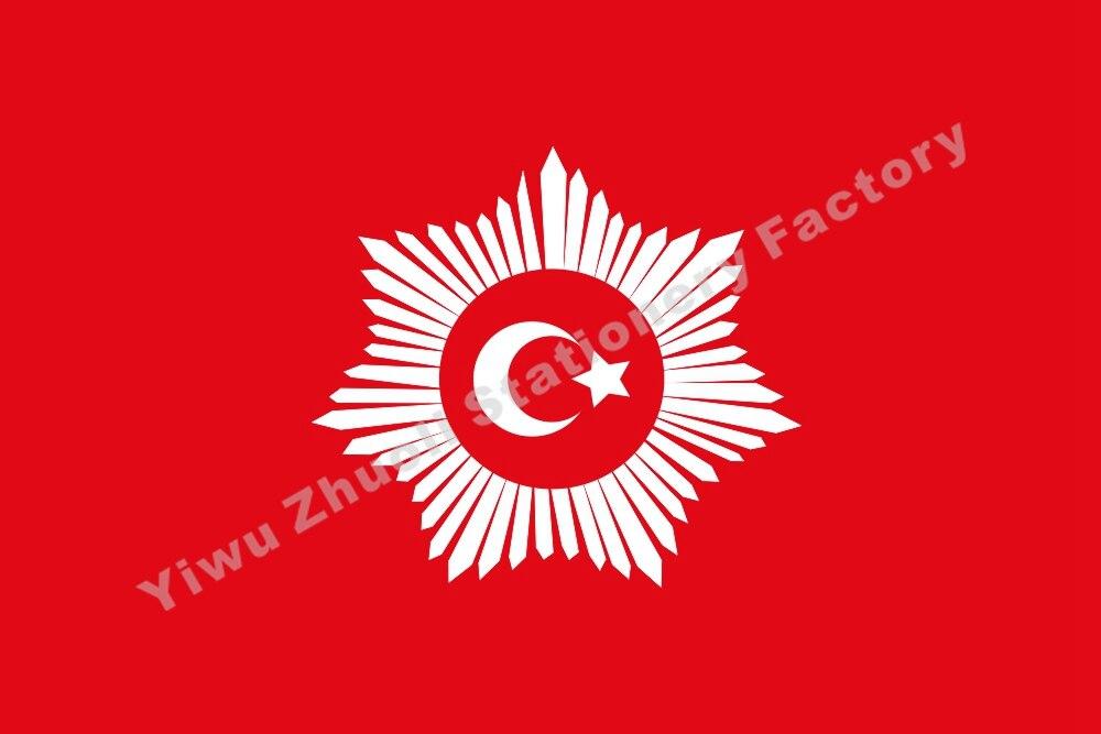 cea737cbd20 Ottoman Sultan Naval Flag 3x5FT 100D empire flag history flag State Flag  Activity