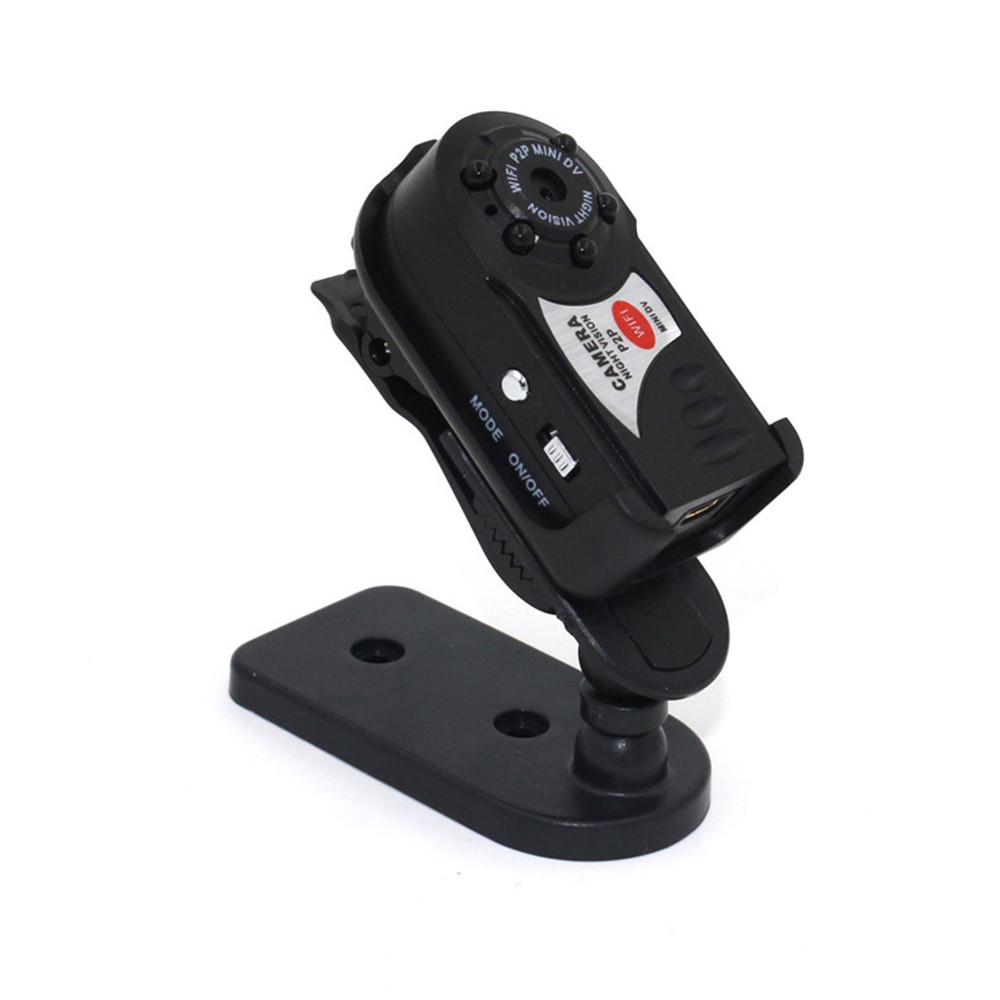 Q7 New High-definition Night Vision Wifi Wireless Intelligent Integrated HD Camera Module Wireless Security Monitoring P2P CardQ7 New High-definition Night Vision Wifi Wireless Intelligent Integrated HD Camera Module Wireless Security Monitoring P2P Card