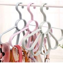 1 шт., новая мода, Нордический ветер, вентилятор, шарф, вешалка, рамка, лепесток, многофункциональный галстук, ремень, стеллаж для хранения, держатель с отверстиями, ND 0212