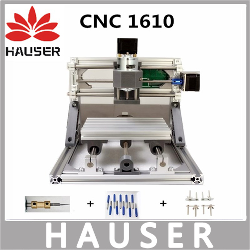 CNC Wood Rounter 1610 GRBL control Diy mini laser cnc engraving machine, working area 16x10x4.5 cm,3 axis Milling Machine