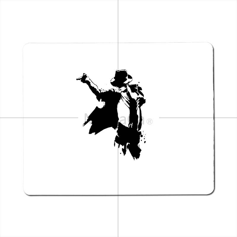 MaiYaCa High Quality Michael Jackson Dancing Customized MousePads Computer Laptop Anime Mouse Mat for Player gaming mouse pad
