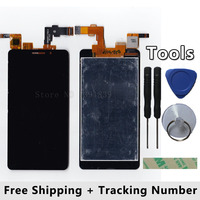 100 New Original For Innos I6 I6c LCD Display Touch Screen Digitizer Tool Free Shipping