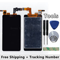 LCD Display + Touch Screen Digitizer Glass Panel For DNS S4503 s4503q innos I6 i6c