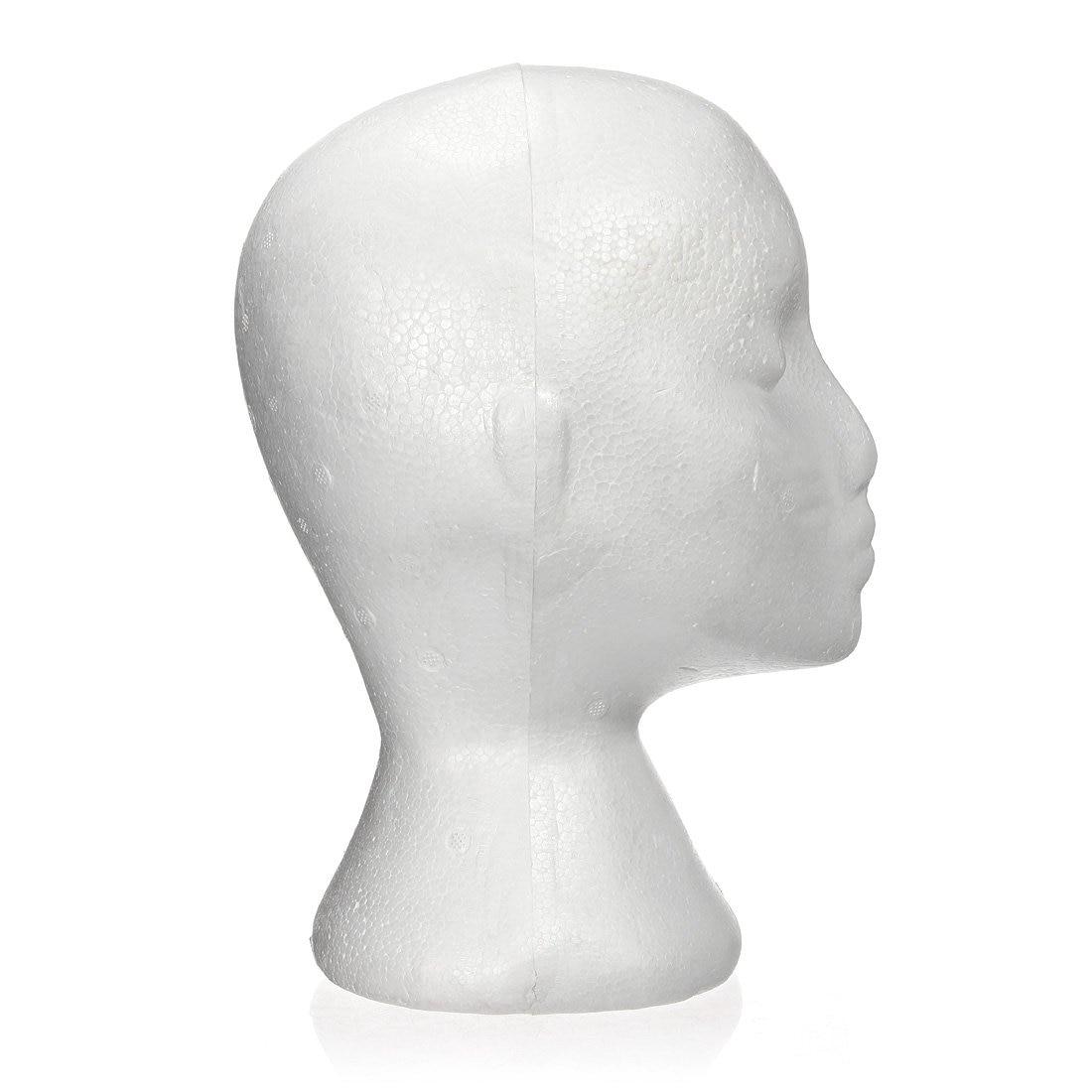 27.5 x 52CM Dummy Mannequin Head Εκθετήριο - Περιποίηση και στυλ μαλλιών - Φωτογραφία 2