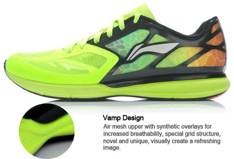Li-Ning Superlight XI Outdoor Running Shoes Men Light Weight Mesh Breathable Cushioning Lace-Up Sneakers Shoes ARBJ009 XYP270 19