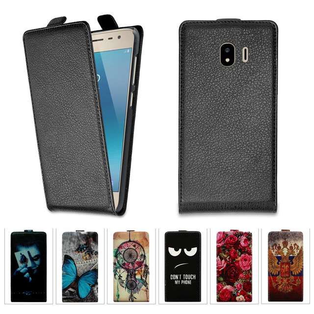 new style bb1e5 515e9 Aliexpress.com : Buy Luxury Leather Case For Samsung Galaxy J2 2018 Flip  back Cover Phone Case For Samsung Galaxy J2 pro 2018 J250F J250 SM J250F  5.0 ...