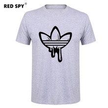 Summer Short Sleeve Doodle Men T-Shirt