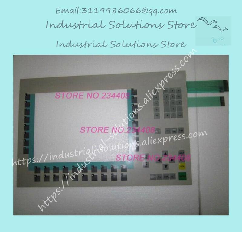 New MP370 keys 6AV65741AA002BX0 keysters panel operation panel 6fc5247 caa11 1aa3 keysters mask operation panel