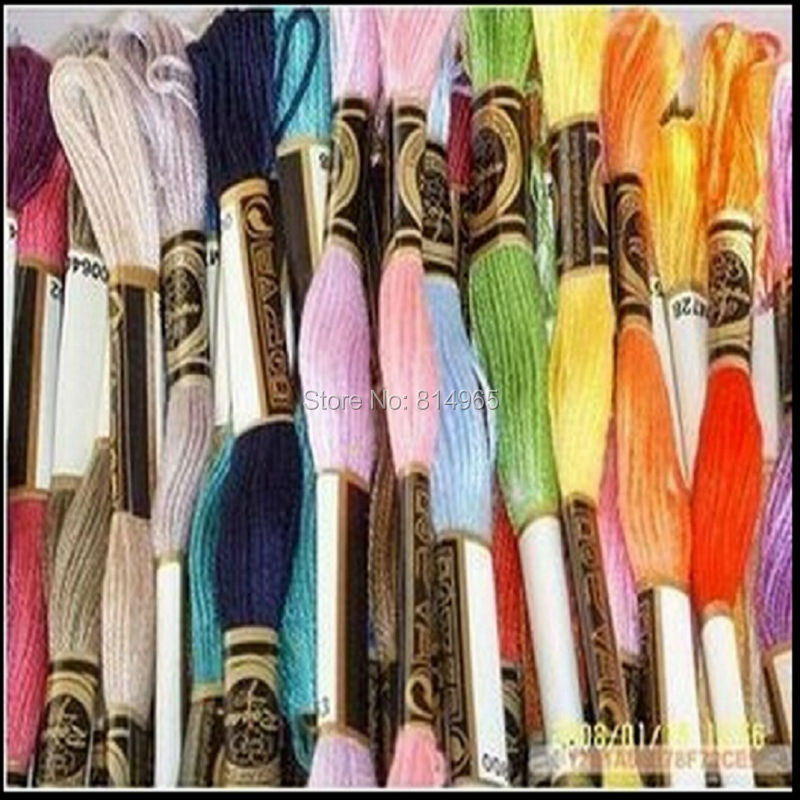 A Full Set Or Choose Your Own Colors Embroidery Thread Floss Yarn Total 447 pieces