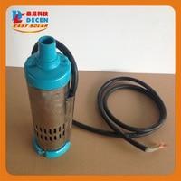 DECEN 768W DC Solar Water Pump Built In MPPT Controller For Solar Pump System Adapting Water