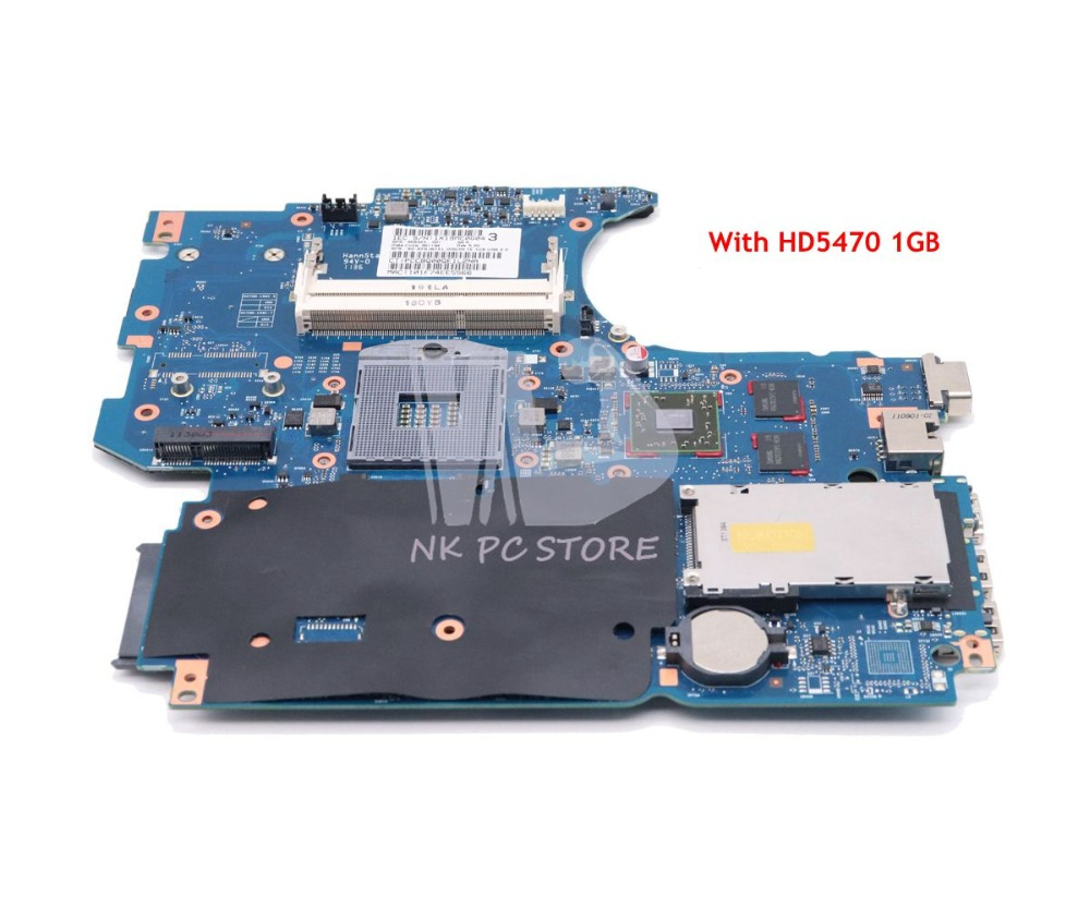 NOKOTION 670795-001 658343-001 For HP Probook 4530s 4730s Laptop Motherboard / System Board HM65 DDR3 HD5470 1GB 670795 001 for hp probook 4730s 4530s laptop motherboard 6050a2465501 mb a02 hm65 1gb non integrated 100