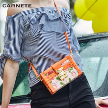 CARNETE Fashion Women Bag Crossbody Bags for 2019 PU Luxury High Quality Party Gift Handbag bolsa feminina sac main femme