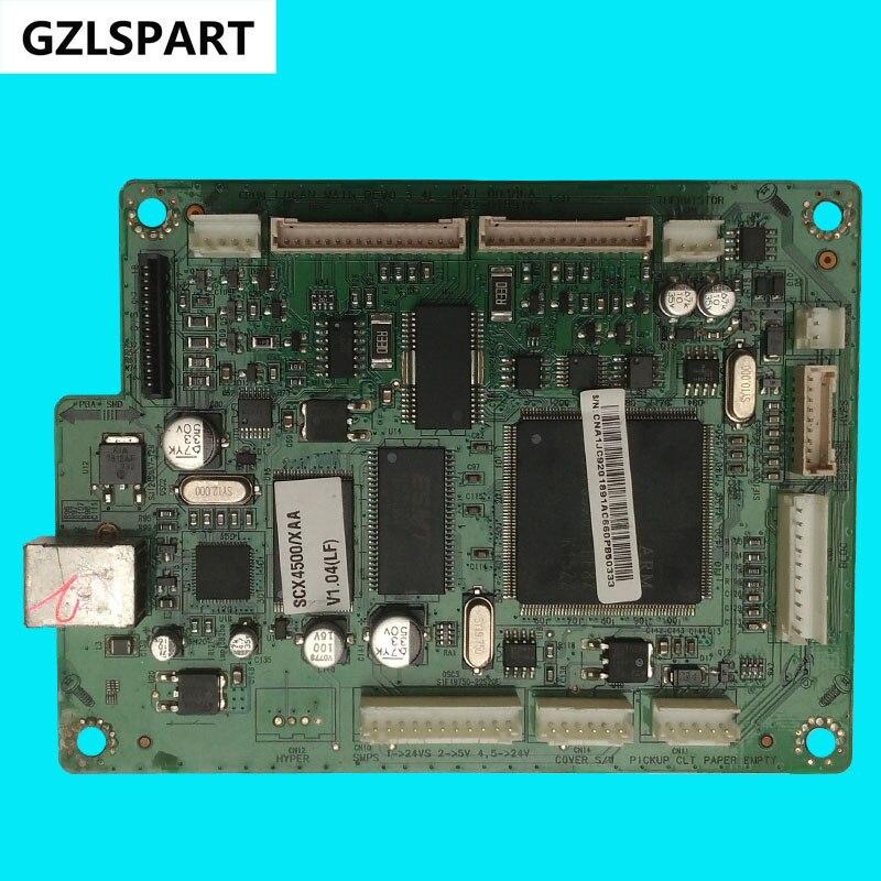 FORMATTER PCA ASSY Formatter Board logic Main Board MainBoard for Samsung SCX-4500 SCX 4500 SCX4500 JC92-01891A JC92-01891B