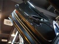 Автомобильные аксессуары сухой углеродного волокна подкладке Накладка подходит для 2011 2014 Aventador LP700 внутренний карты дверей автомобиля стил