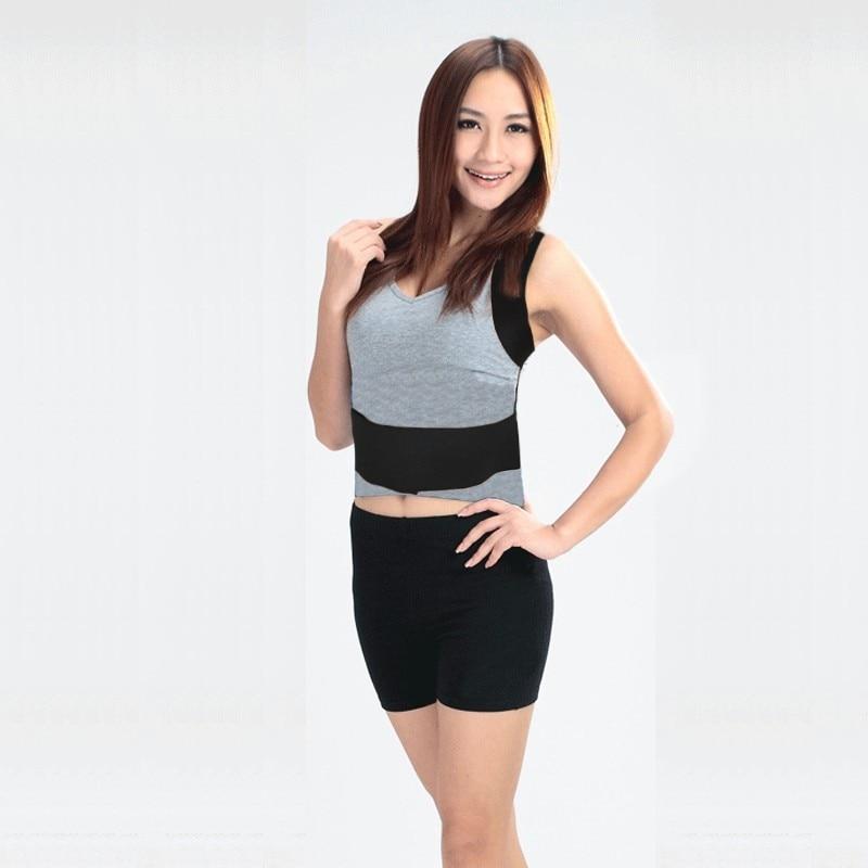 ombro cinta esporte postura magnética superior suporte para as costas corrector