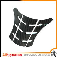 Motorcycle Universal 3D Carbon Fiber Gel Gas Fuel Tank Pad Protector Sticker for DUCATI Monster 696 796 795 1100 EVO DIAVEL1200