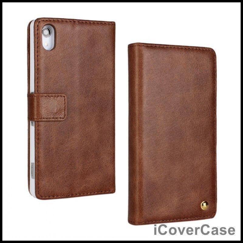 bilder für ICoverCase Für Sony Z2 Fall-abdeckung Echtes Leder 2 in 1 abnehmbare Brieftasche Flip Phone Cases Für Sony Xperia Z2 D6503 Abdeckung Etui