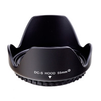 10psc 55MM Reversible Petal Flower Lens Hood For Canon Rebel T5i T4i T3i T3 T2i XSi
