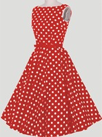 Free Drop Shipping Boat Neck Elegant Dress Robe De Soiree Brief Style Dress 60s Retro Vintage