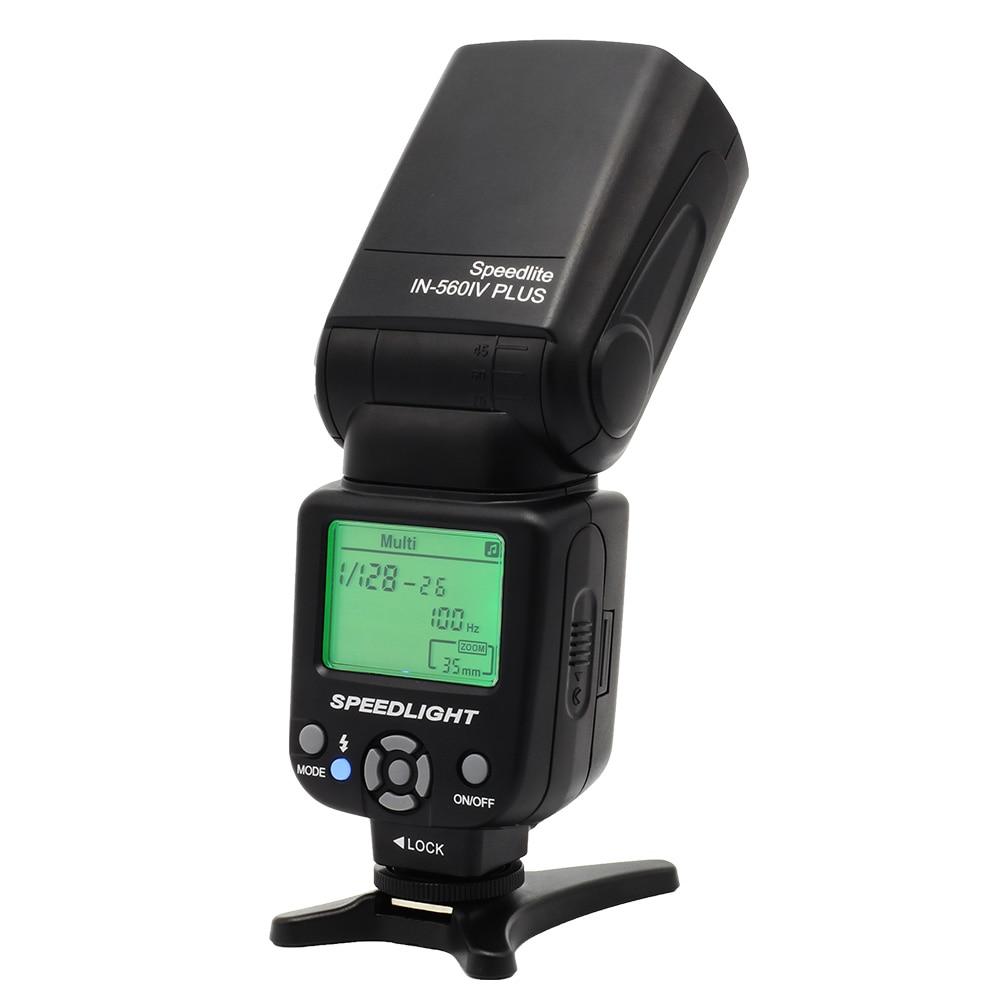 Nový INSEESI IN 560 IV IN-560IV PLUS nebo Viltrox JY-680A Bleskový - Videokamery a fotoaparáty - Fotografie 6
