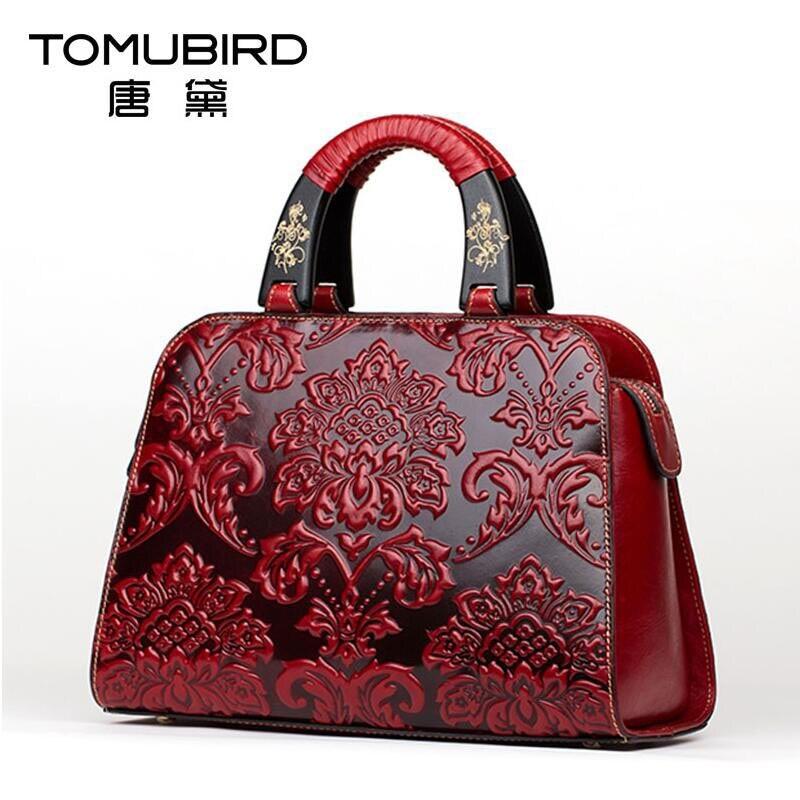 Новинка 2017 года женская сумка натуральная кожа брендов наивысшего качества теплые тиснения модные женские сумки сумка