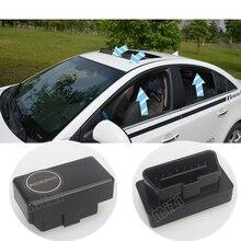 Для Chevrolet Cruze 2009- OBD Aoto стекло открывание/закрытие модуль системы автомобиля доводчик окон автомобиля без ошибок автомобиль-Стайлинг