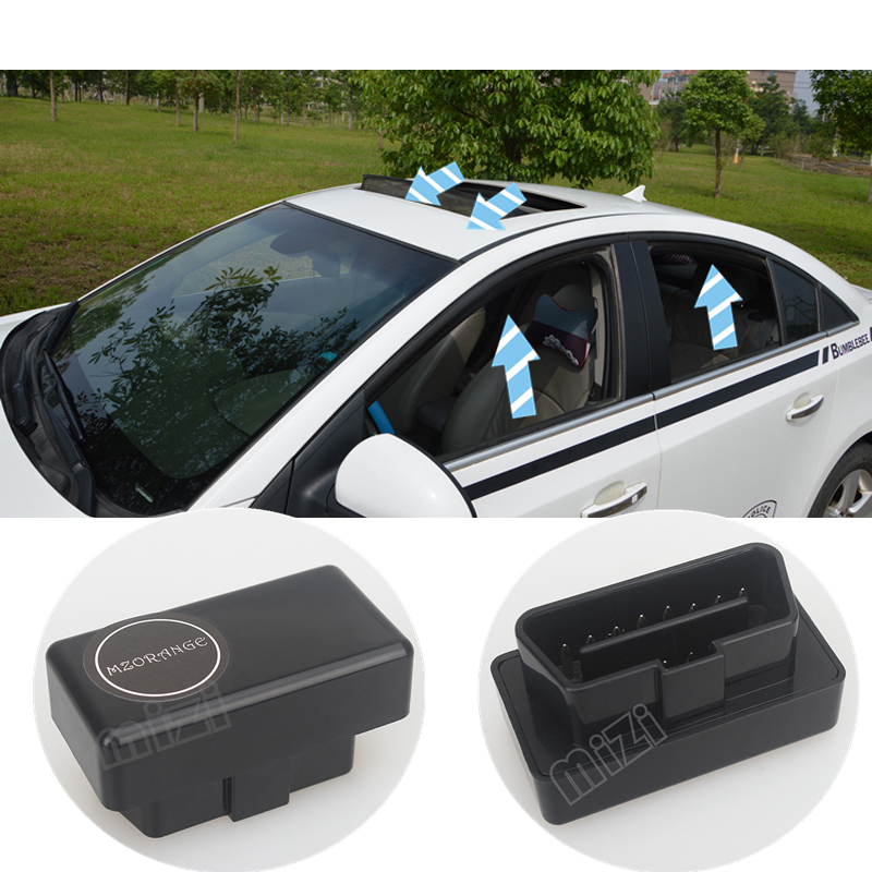 For Chevrolet Cruze 2009-2014 OBD Aoto Glass Opening/Closing Module System Car Vehicle Window Closer No Error Car-styling