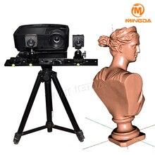 Высокоточный промышленный 3D сканер для скульптуры, резьба по дереву, обработка рукоделия, Бесконтактный сканирующий аппарат