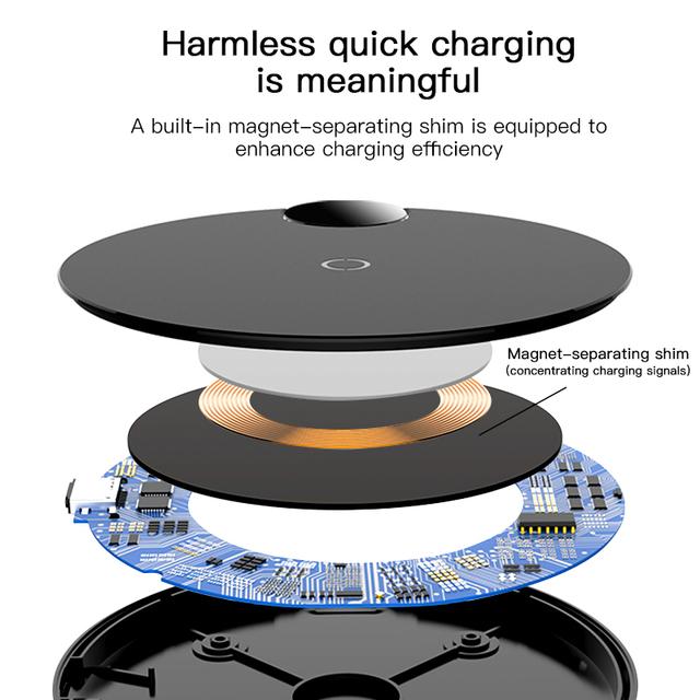 iPhone X Wireless Charging