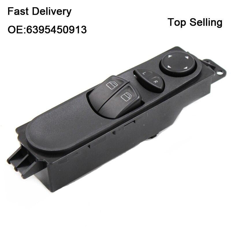 YAOPEI 6395450913 7 Pin Power Maître-Vitre électrique Pour Mercedes-Benz W639 Vito Mixto Kasten 2003-2015 A6395450913