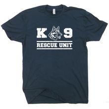 K9 Rescue Unit T-shirt